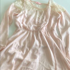 Candie's Lace Dress